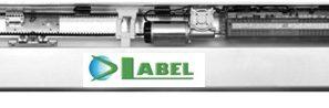 درب اتوماتیک لابل Label